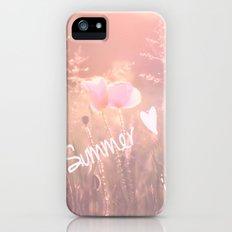 SummeR iPhone (5, 5s) Slim Case