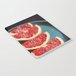 Grapefruit Notebook