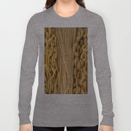 Different kind of pasta Long Sleeve T-shirt