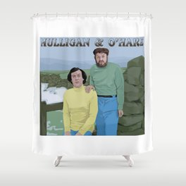 """""""Country Style"""" Shower Curtain"""