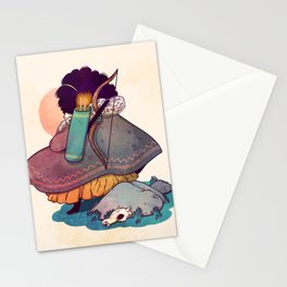 Sisters 1/5 Stationery Cards