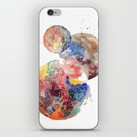 planets iPhone & iPod Skins featuring Planets by emluluna