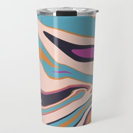 Marblized 7 Travel Mug
