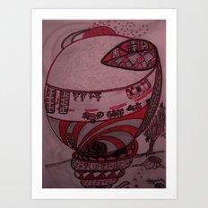 Society Art Print