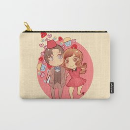 Doctor Who - Clara and Eleven Carry-All Pouch