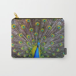 peafowl Carry-All Pouch