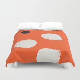 Dark Places - Pattern 1 Duvet Cover