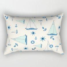 Waipio Valley Beach Rectangular Pillow