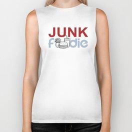 I HEART Junk Food Biker Tank