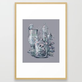 Be Still, Life Framed Art Print