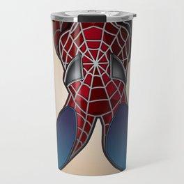 SPIDER BUN Travel Mug