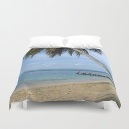 Isle of San Blas PANAMA - the Caribbeans Duvet Cover