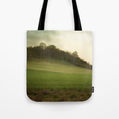 green meadows Tote Bag