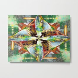 Subspace Metal Print