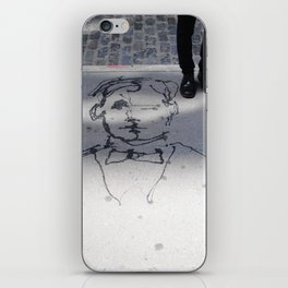 Conversations in The Village  iPhone Skin