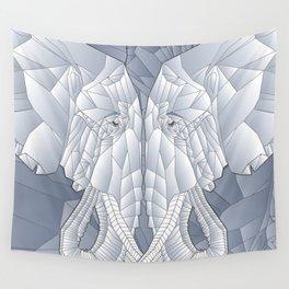 Stone Elephant Wall Tapestry