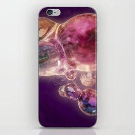 Smokin' Bubbles iPhone Skin