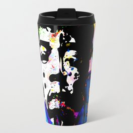 GUITAR MAN FEEL THE MUSIC KISS THE SKY Travel Mug