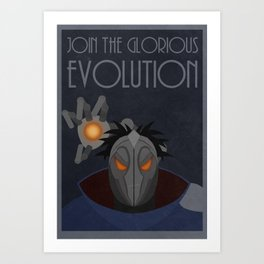 League of legends Viktor Poster Art Print