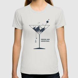 Fresh Air Cocktail T-shirt
