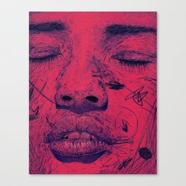UNTITLED2 Canvas Print