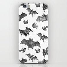 Batty Bats iPhone & iPod Skin