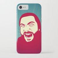 scream iPhone & iPod Cases featuring Scream by FalcaoLucas
