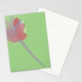 Fragile Flower Stationery Cards