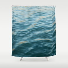 Her Curves Shower Curtain