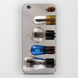 Vacuum Tubes - Tubes à vide iPhone Skin