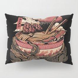Dragon's Ramen Pillow Sham