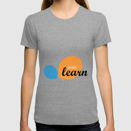 scikit-learn -- machine learning in Python T-shirt