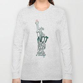 Don't Be Clueless Long Sleeve T-shirt
