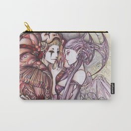 Devil & Jester Carry-All Pouch