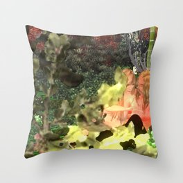 Cult of Youth: Seep Throw Pillow