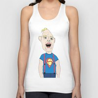 the goonies Tank Tops featuring The Goonies by Elena Éper