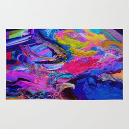 Abstract Viscosity Rug