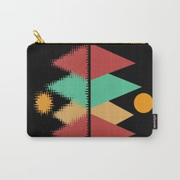 Moon Over Four Peaks Carry-All Pouch