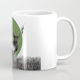 Deer Sun Coffee Mug