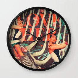 Love Her Wall Clock