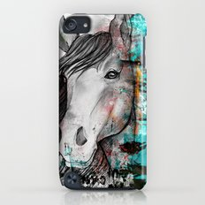 horse Slim Case iPod touch