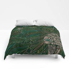 Precognition v04 Comforters