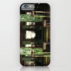 oil refinery iPhone 6s Slim Case