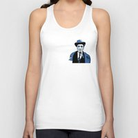 snl Tank Tops featuring Fred Armisen by deathtowitches
