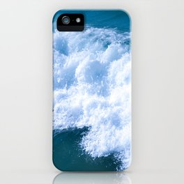 Wave I iPhone Case