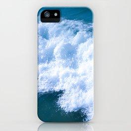 Wave I iPhone Case