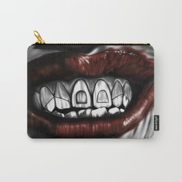 A Killer's Smile Carry-All Pouch