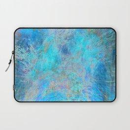 Blue Aura Laptop Sleeve