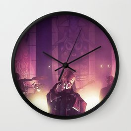 Can't You See That You're Lost? Wall Clock