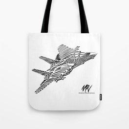 Top Line Tote Bag